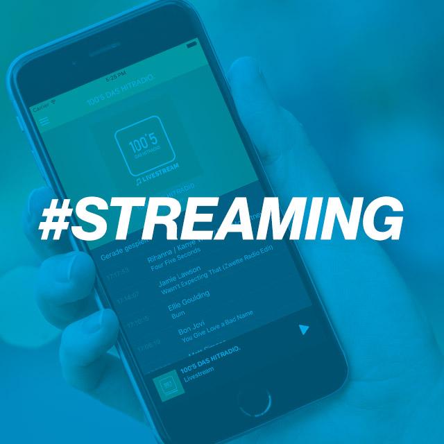 100,5 Livestream